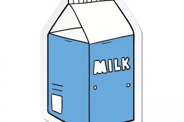[Tại sao] Sữa tươi chứa trong hộp giấy chữ nhật?
